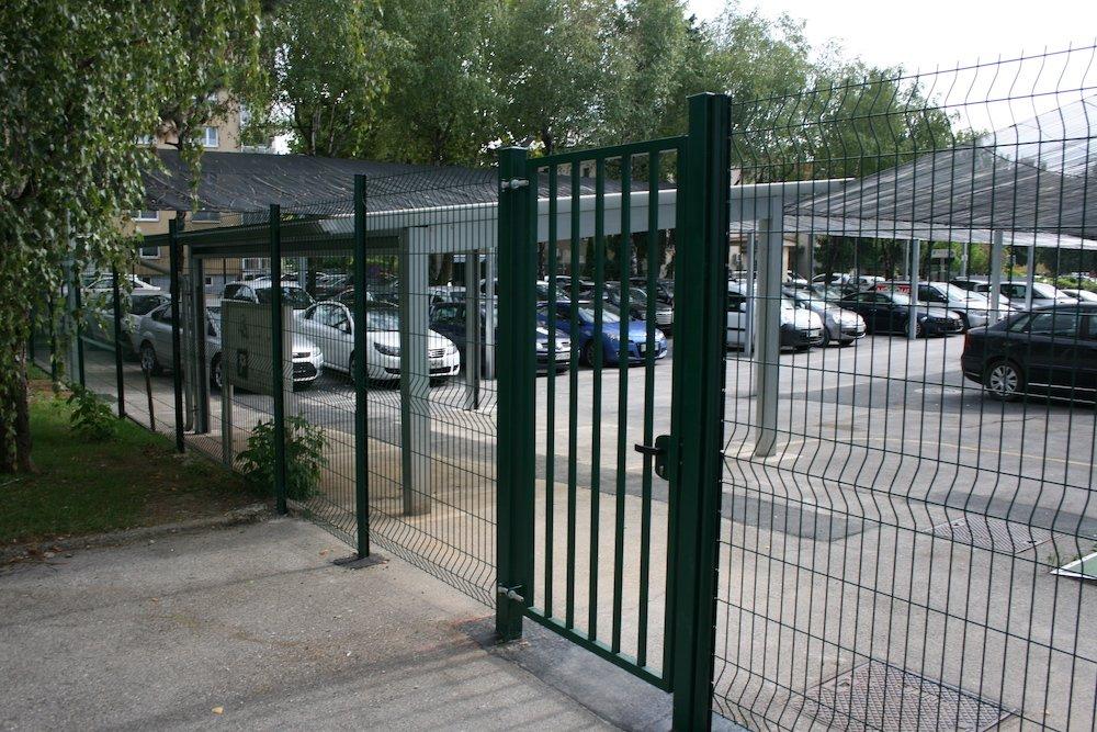 industrijska vrata in ograje